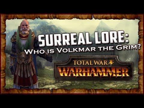 Volkmar Lore: Who Is Volkmar the Grim? (Total War: Warhammer Lore)
