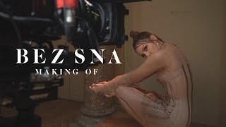 "Sara Jo - Making of ""Bez sna"""