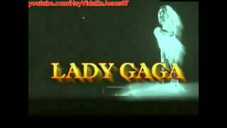 Lady Gaga -Trance Demoniaco- (Born this way) Tour Monster Ball