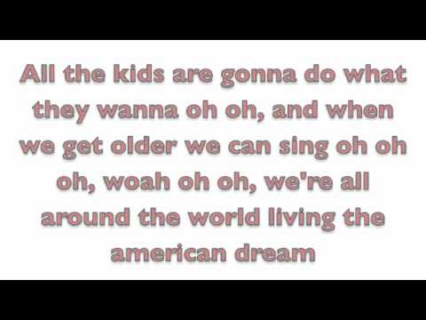 Allstar Weekend - The American Dream