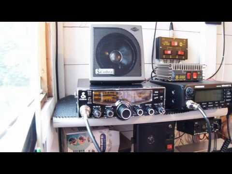 (Facebook vid).  Germany and Norway UK FM DX. Cobra 29 LX EU