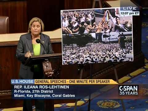 Ros-Lehtinen Speaks on House Floor on Maduro Regime's Persecution of Venezuela Pro Democracy Leader