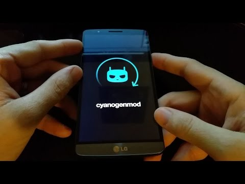 How To Install CyanogenMod 11 on the LG G3! (CM11)