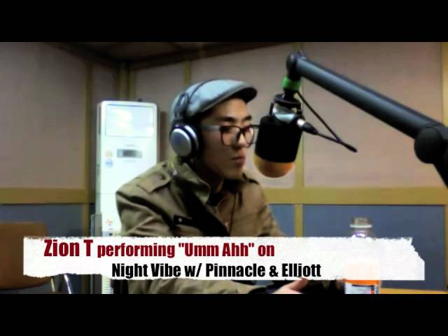 Zion T on Night Vibe 101.3