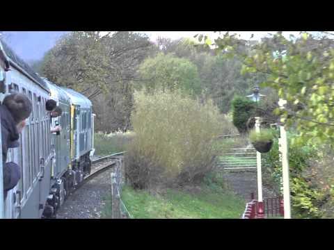 5081 & 33109 Bury - Ramsbottom