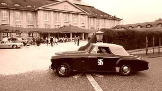 Aston Martin Lagonda DB3 DHC 3 litre Drophead Coupé 1956