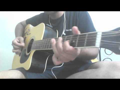 jeeta tha jiske liye jiske liye marta tha - Dilwale - Guitar...