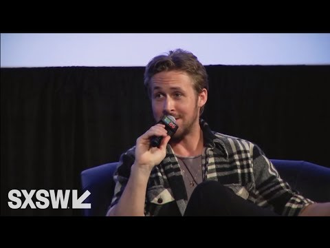 Ryan Gosling & Guillermo Del Toro: A Conversation | SXSW Live 2015 | SXSW ON