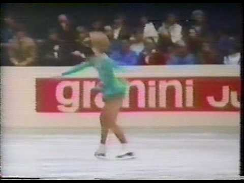 Rosalynn Sumners (USA) - 1983 World Figure Skating Championships, Ladies' Long Program