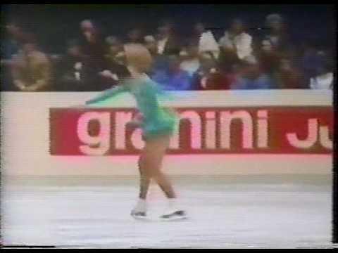 Rosalynn Sumners (USA) - 1983 World Figure Skating Championships, Ladies' Long Program
