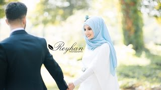 Bahar & Kerem Nikah Video Muslim Islam Wedding Instagram Fame couple Turkish Engagement