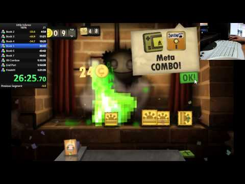 Little Inferno (100% Combos + Any%) Speedrun World Record (1 & Download 100 Combo Little Inferno 7 | MP3 EMAIL