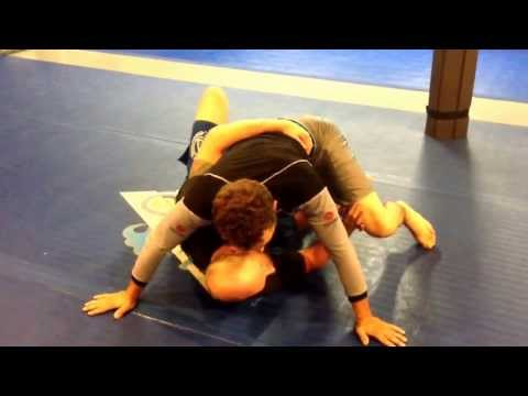 Gracie FV: No Gi / half guard - sweep and lazy back take Image 1