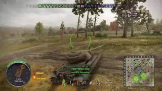 WoT Xbox One Stream Highlight - Scout Conqueror