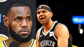 LeBron James SHOCKED Lakers Sign Jared Dudley Who Has Never Been In The Gym (Parody)