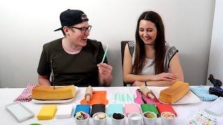 PIMP DE CAKE CHALLENGE 2 - WIE WINT ER?!