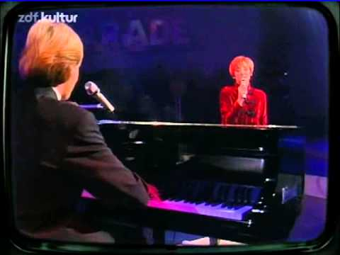 Claudia Jung & Richard Clayderman - Je T'aime Mon Amour - ZDF-Hitparade - 1994