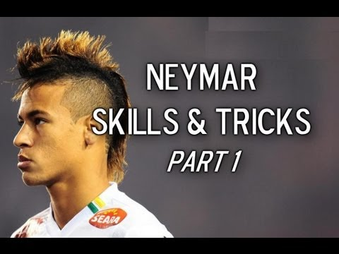 Neymar Jr | Skills, Tricks & Goals  | Part 1| 2013 HD