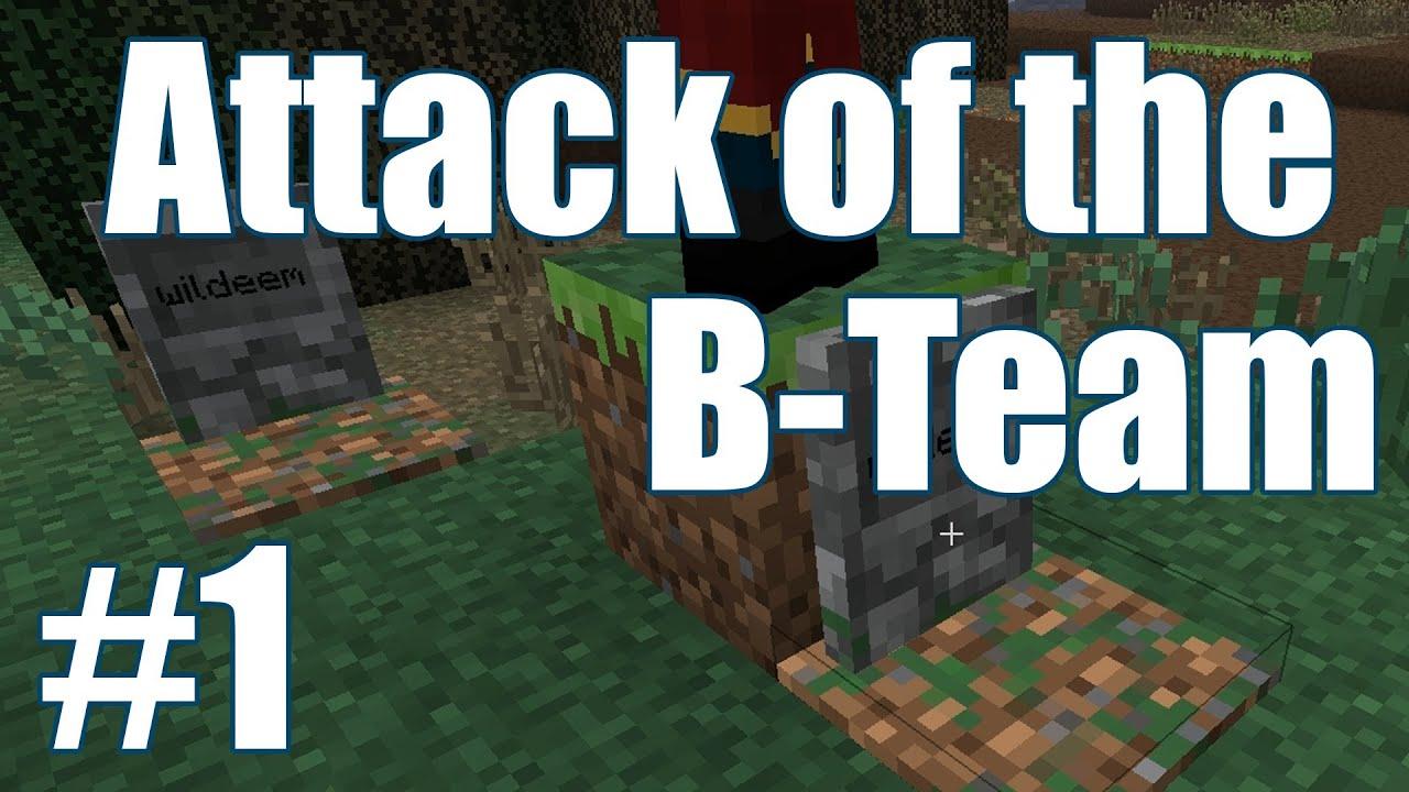 Attack of the b team ep1 uskomatonta s 228 hl 228 yst 228 janskin kanssa