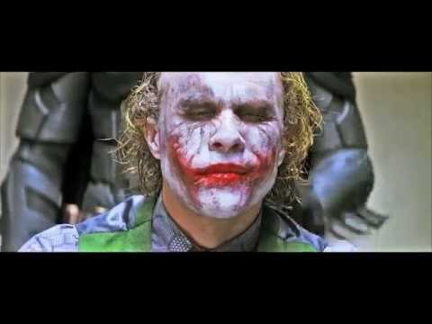 Joker/Batman - Another one bites the dust