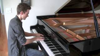 Coldplay: The Hardest Part (Elliott Spenner Piano Cover)