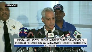 Gianno Caldwell: Chicago Has Seen a 'Mass Genocide' Under Mayor Rahm Emanuel