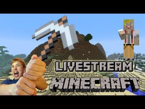 Jirka Hraje - Minecraft #15 (live)