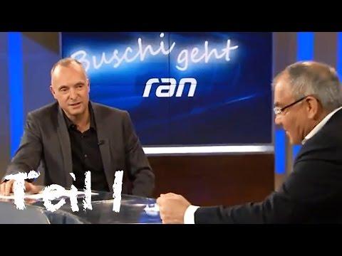 Magath: Wofür vor Wolfsburg rechtfertigen? | Buschi geht ran Teil 1
