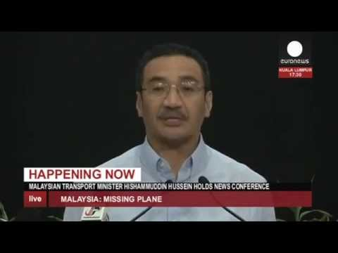Malaysia Airlines Lost Flight MH370: Search Area Extended - Investigation Report March 28