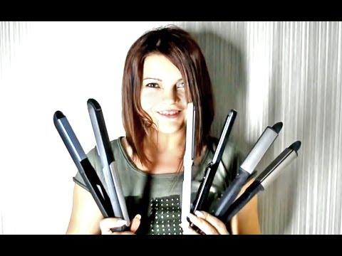 Утюжки для волос: как выбрать хороший утюжок для волос. Выпрямитель для волос.