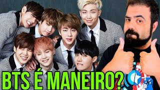 "K-POP REACT: O QUE É ""BTS""?"