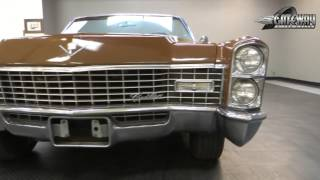 1967 Cadillac Deville Convertible for sale at Gateway Classic Cars in our St. Louis, MO