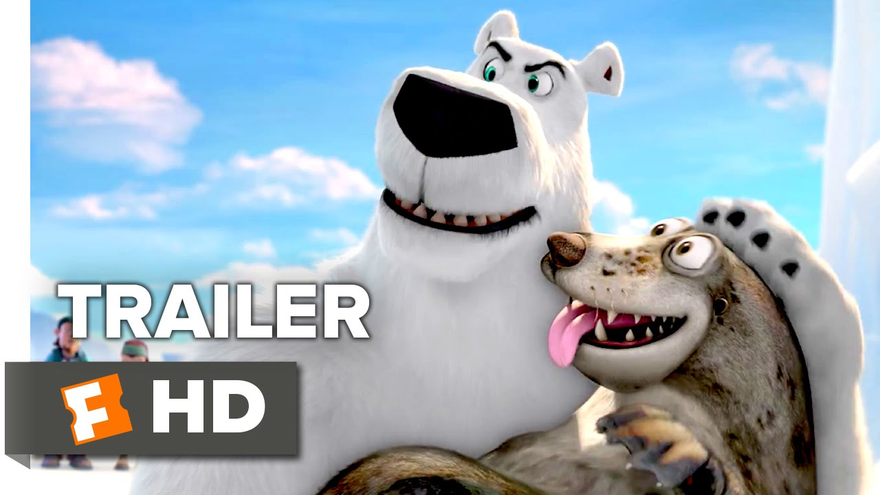 Norm of the North Official Trailer #1 (2015) - Rob Schneider, Heather Graham Animated Movie HD