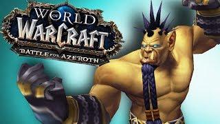 BFA Duels Feel EPIC Again! - World of Warcraft: Battle For Azeroth (BETA)