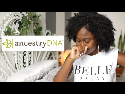 MY ANCESTRY DNA RESULTS GOT ME SHOOK! | JASMINE ROSE