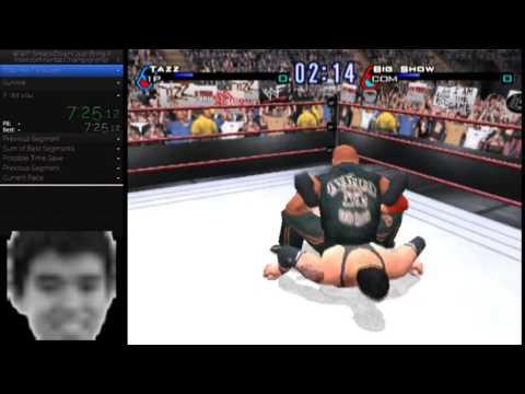 WWF Smackdown Just Bring It Intercontinental Championship speedrun wr 16:01 thumbnail