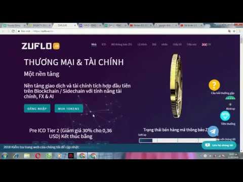 ZUFLO ICO REVIEW -  Nền tảng giao dịch và tài chính tích hợp đầu tiên trên Blockchain