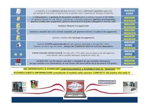 Software Imprese di Pulizia: Il Primo Software Garantito per la gestione di un' Impresa di Pulizie