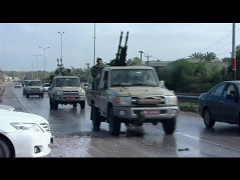 Fresh fighting breaks out between Libyan militias