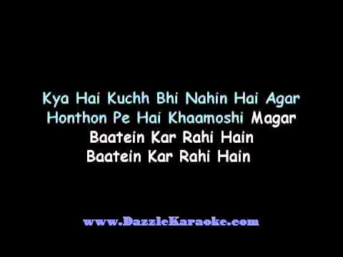 YouTube - ‪Do Dil Mil Rahe Hain KARAOKE- Movie Pardes‬‏....