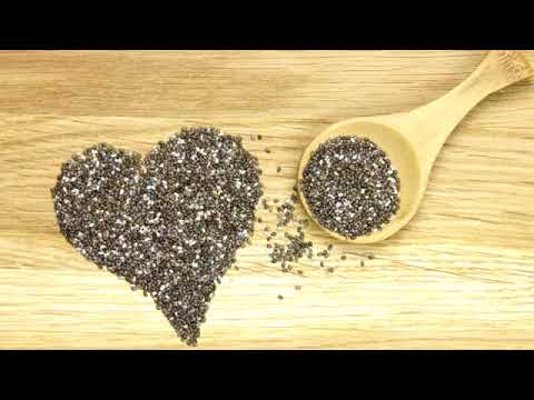 Chia - Nasiona Szalwii Hiszpanskiej. Dlaczego Zawojowaly Swiat Zdrowego Odzywiania?