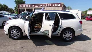 USED CARS MELBOURNE FLORIDA 2013 BUICK ENCLAVE