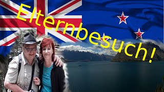 #Vlog 47 Elternbesuch in Queenstown! | Work and Travel in Neuseeland | Travel Flo