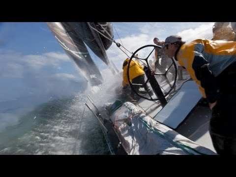 Raw Power - The Best of Leg 8 - Volvo Ocean Race 2011-12