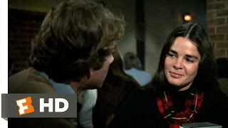 Love Story (1/10) Movie CLIP - I Like Your Body (1970) HD