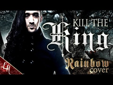 RAINBOW KILL THE KING cover by LEANDRO HLADKOWICZ Ritchie Blackmore...