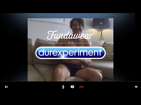 Durex Fundawear -- Touch over the Internet [OFFICIAL]