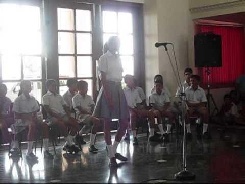 Hindi Poem Recitition video