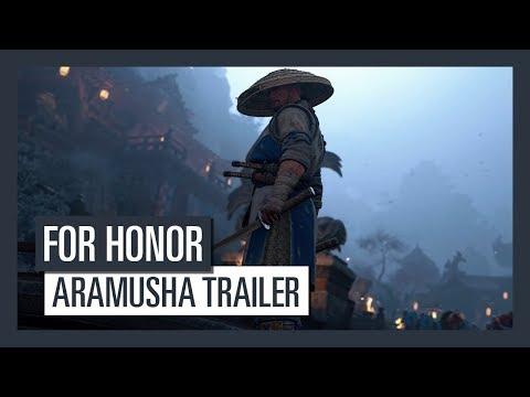 For Honor Order and Havoc - Aramusha trailer