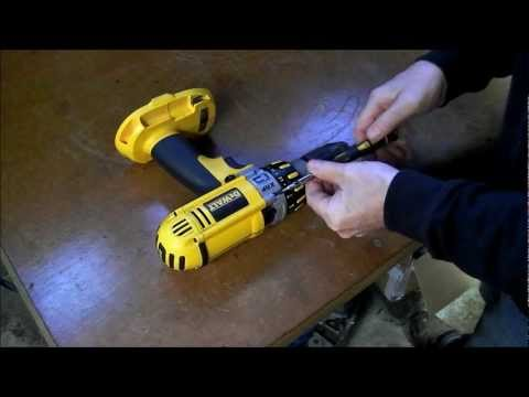 Dewalt Cordless Drill Repair Smoking Motor How To